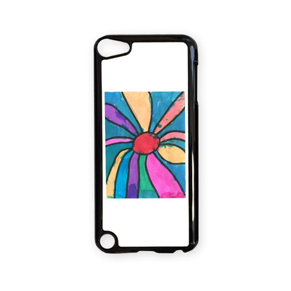 iPod touch cover: an art fundraiser product