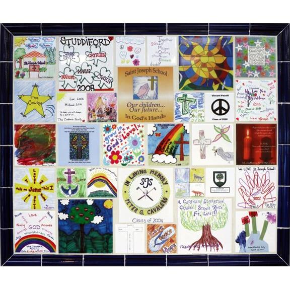 4.25x4.25, 6x6, 6x8  Glossy Tiles