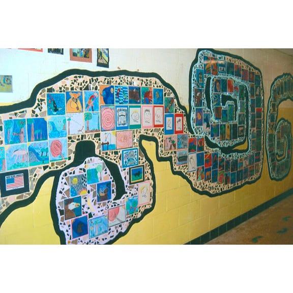 6x8 Glossy Tiles 5
