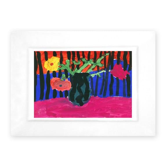 art plate: an art fundraiser product