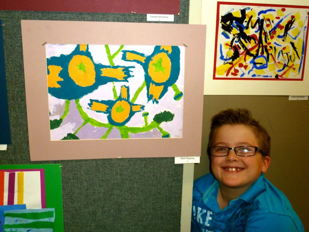 Art Shows Make Awesome School Fundraisers