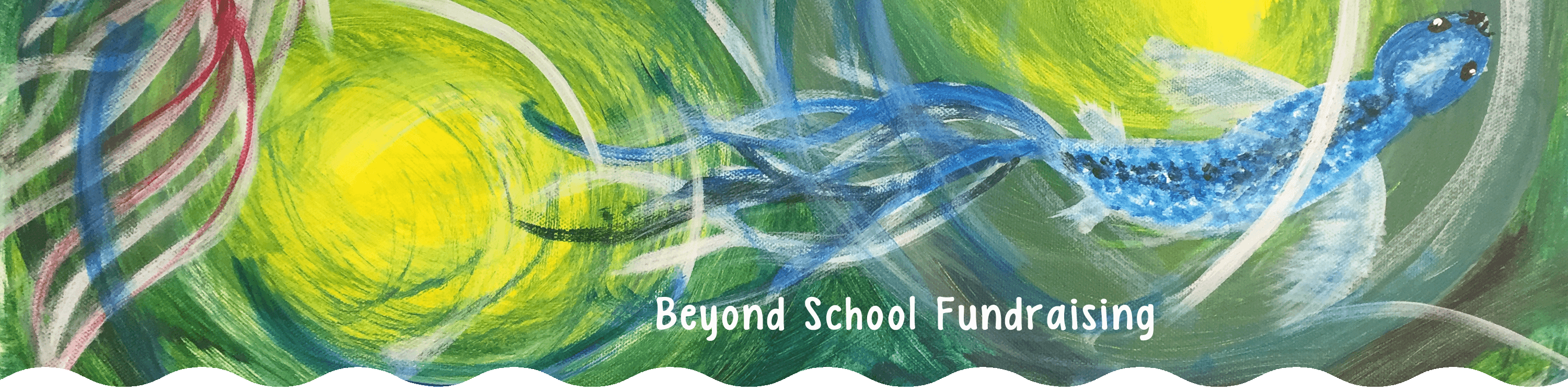 Beyond School Fundraising Banner